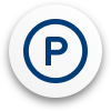 Private Parking Icon