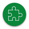 MIND Institute puzzle icon