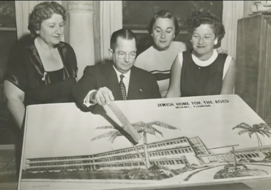 The Douglas Gardens Campus opening in 1954