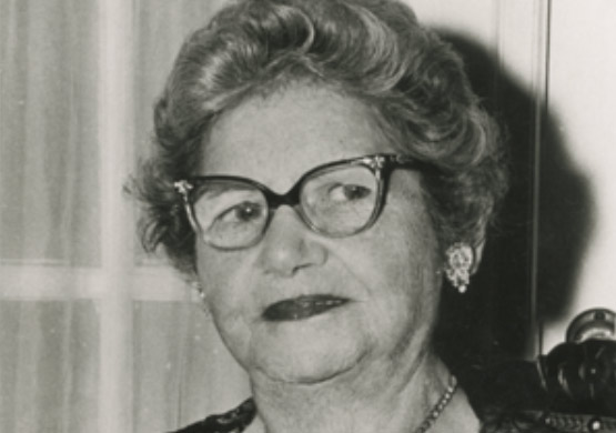 Ida Cohen portrait in 1939